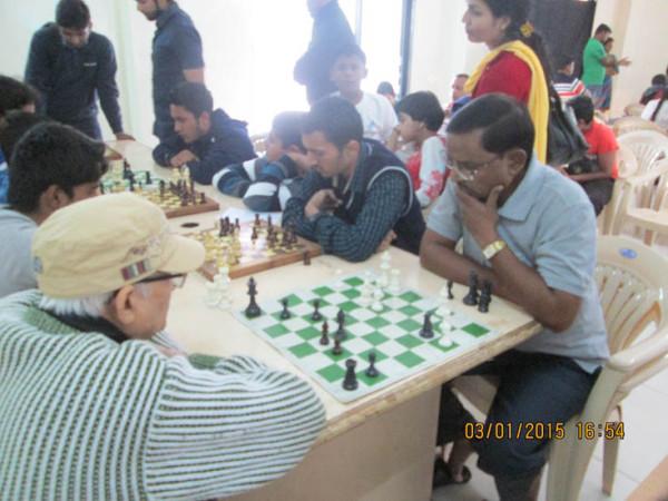 Chess and Carom Tournament